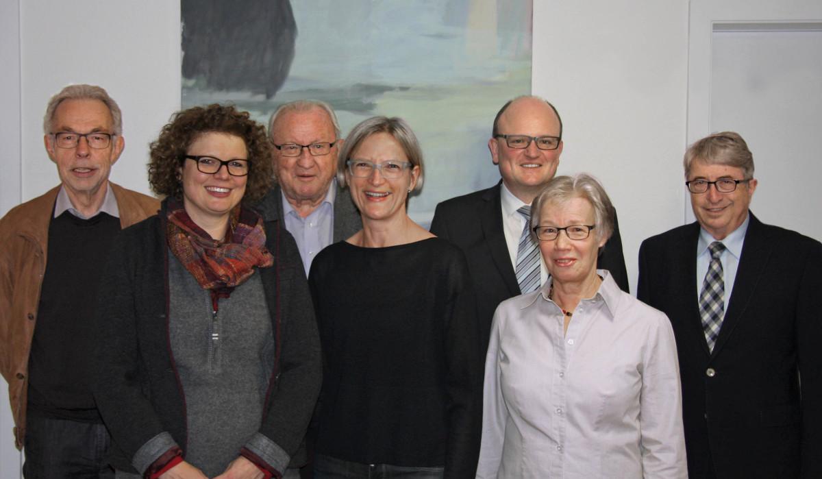 Vorstand der Gemeinnützigen Gesellschaft Burgdorf.