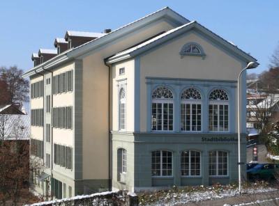 Stadtbibliothek Burgdorf